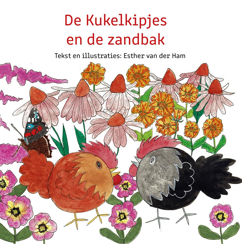 kinderboek De Kukelkipjes Esther van der Ham